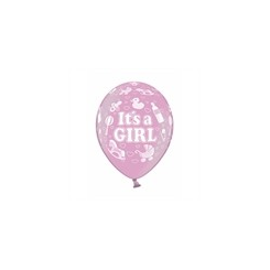 Ballon, It's a girl