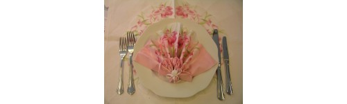 Bord - Rosa/Pink Mette
